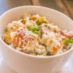 Simple Rice Stuffing   Easy Thanksgiving Side Dish   Stuffing Recipe