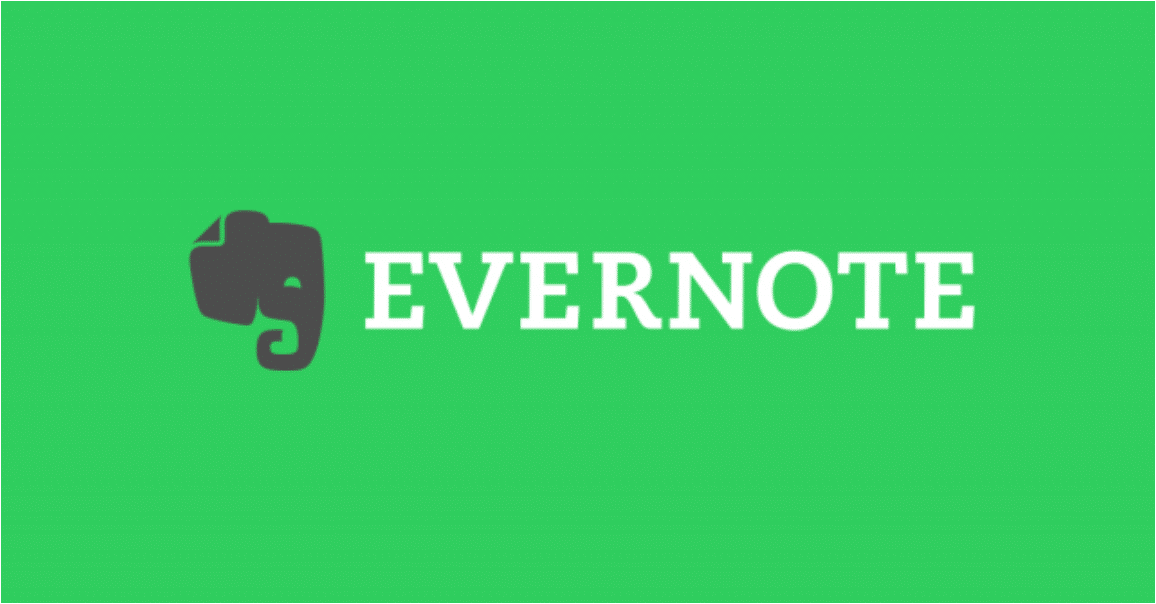 Evernote logo.