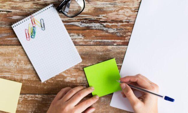 Create a Stop Doing List