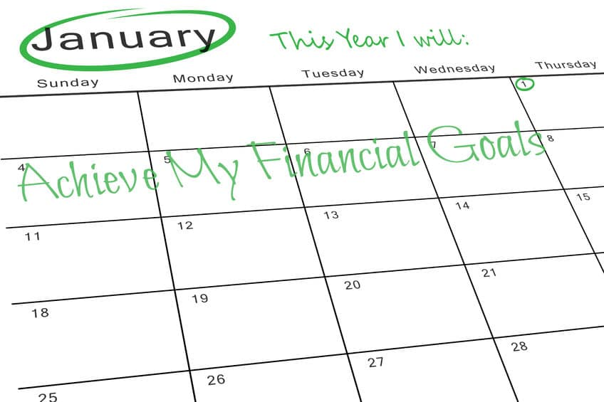 Financial Plan for the Year Series