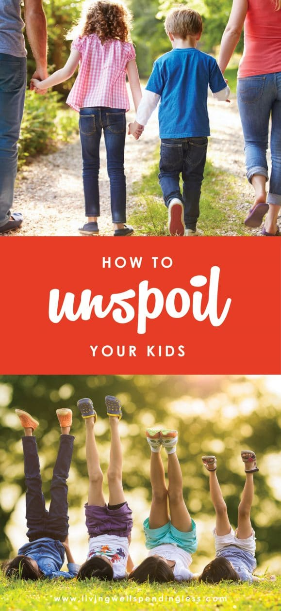 Parenting is hard sometimes! We try to do our best, but sometimes our kids just act…spoiled! Don't miss these five smart ideas for encouraging good behavior and raising kids you actually like being around!
