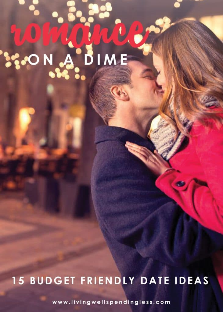 Need some fresh ideas for keeping your love alive (without breaking the bank?) Don't miss these 15 fantastic budget friendly date ideas to rediscover romance on a dime!