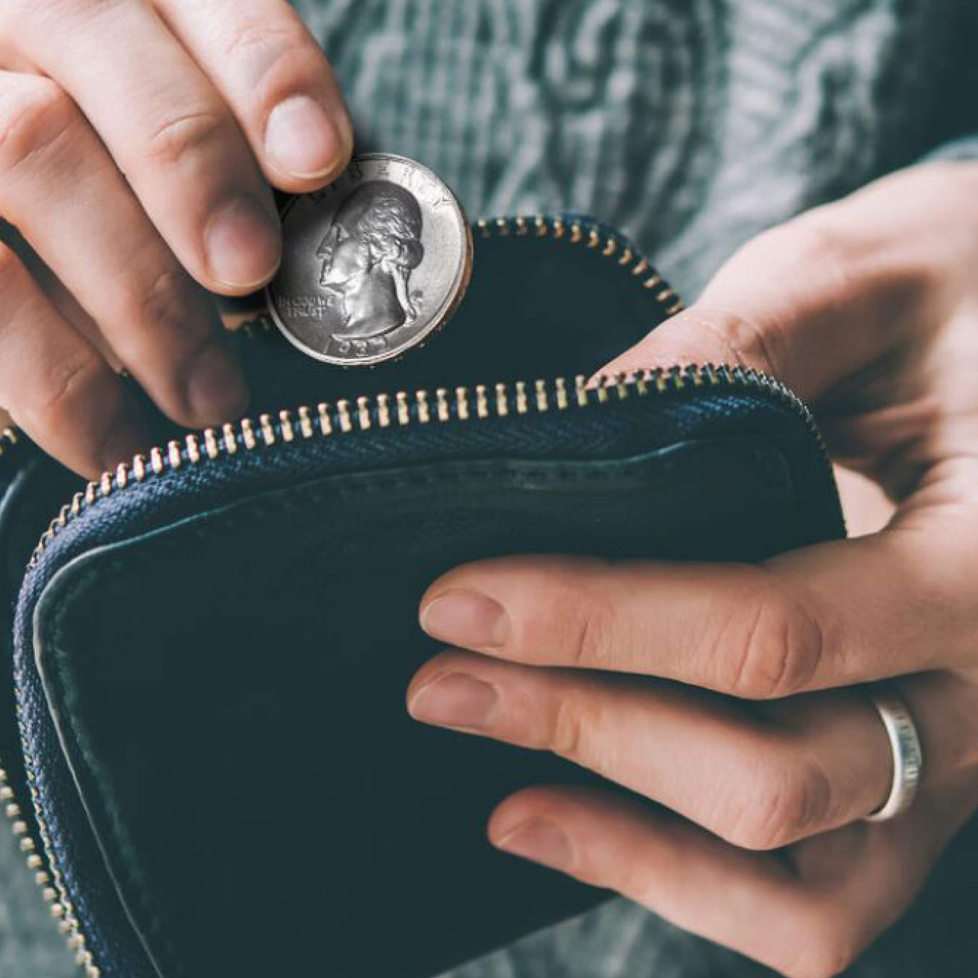 Worrying about money can get downright scary, but the good news is, there IS help available and you are NOT alone. Facing your fears about money is the first step in taking control of your finances. Here are 8 things you can do right now to lessen your money worries and come out on top.