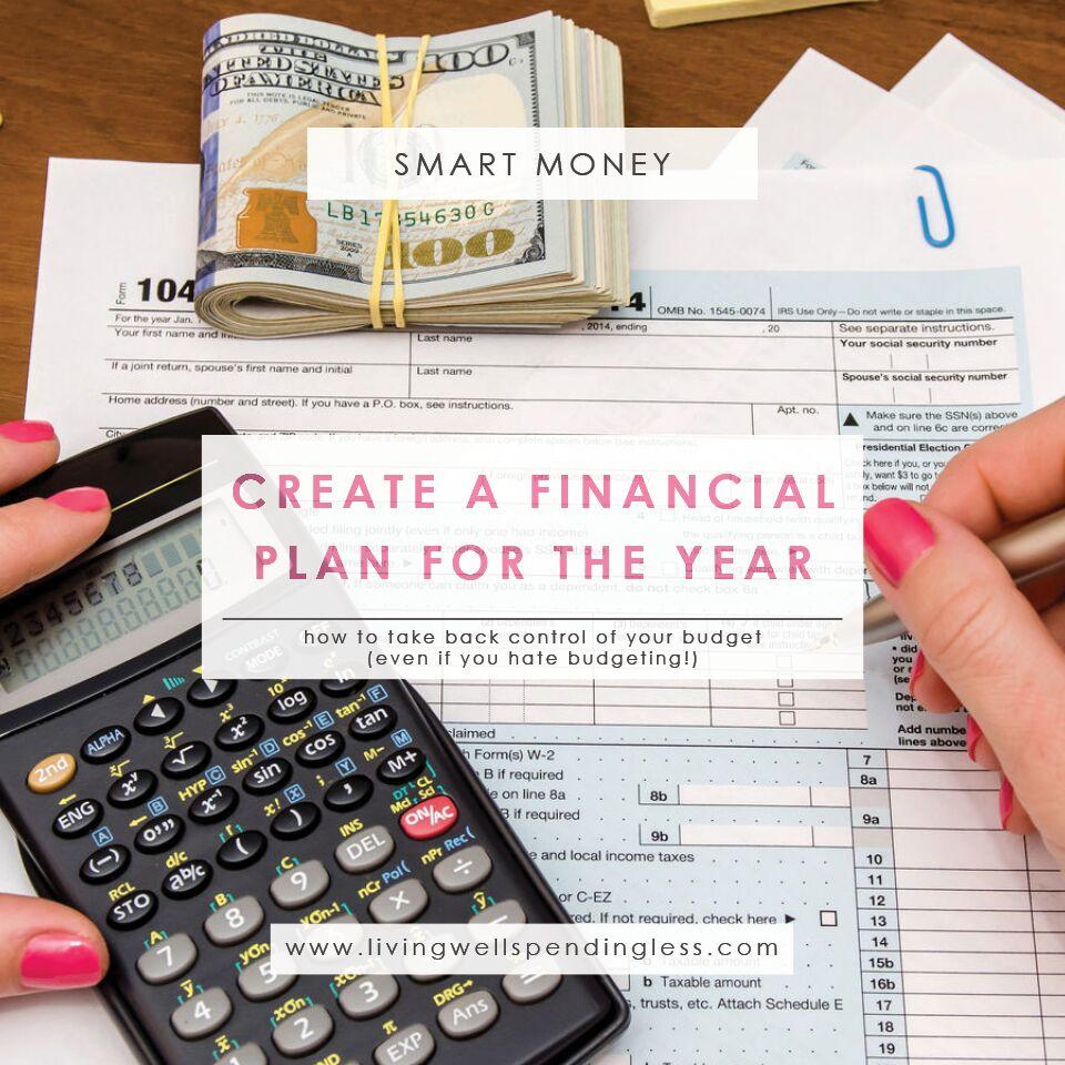 Financial Plan for the Year Series   Money Saving Tips   Saving & Investing   Smart Money