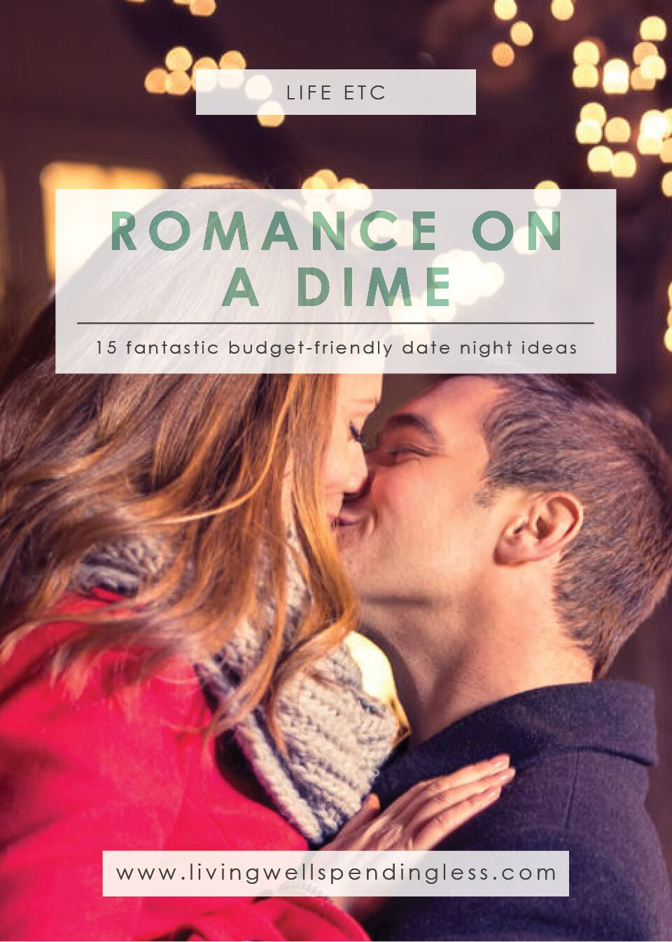 Romance on a Dime | 15 Fantastic Budget Friendly Date Ideas