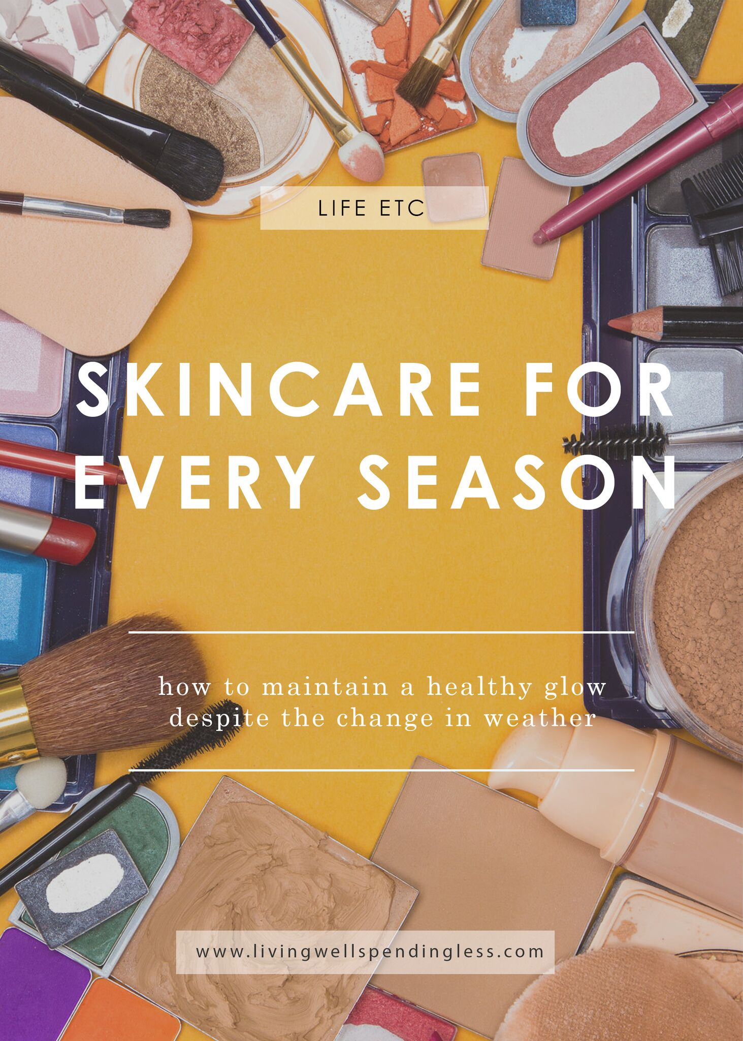 Skincare for Every Season | Maintain a Healthy Glow | Simple Skin Routine