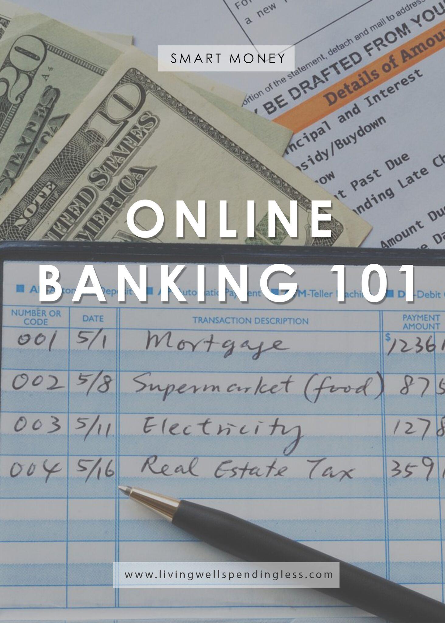 Digital Banking 101    Streamline Your Modern-Day Checkbook   Money Matters   Managing Your Finances