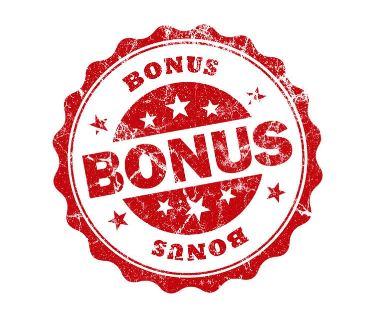 Search for bonus areas to get great deals during tax season.