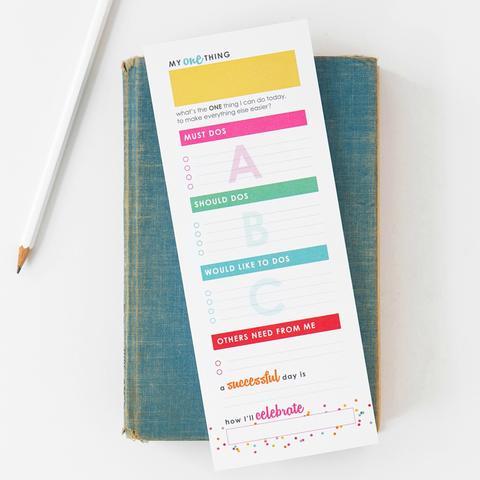 Daily Do It™ Sticky Notes
