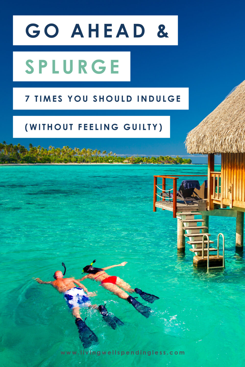 Is it ever okay to splurge, even when you're trying to stick to a budget? The answer might surprise you! Here are 7 occasions it might be okay to splurge and how to make the most of it....without feeling an ounce of guilt! #budgeting #money #moneytips #shopping #shoppingtips