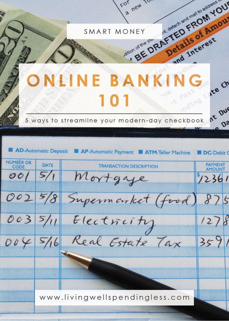 Digital Banking 101 | Streamline Your Modern-Day Checkbook | Money Matters | Managing Your Finances
