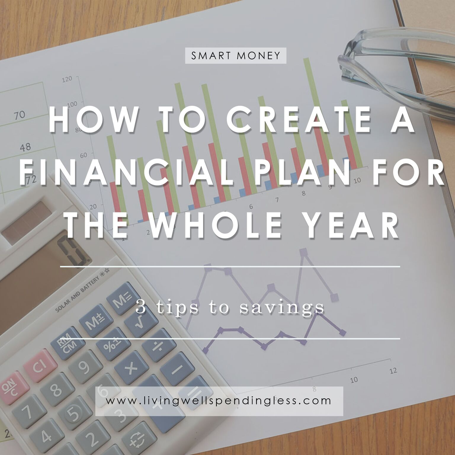 How to Create a Financial Plan for February | Smart Money Series | 3 Easy Steps to Save More Money | Financial Planning Made Easy