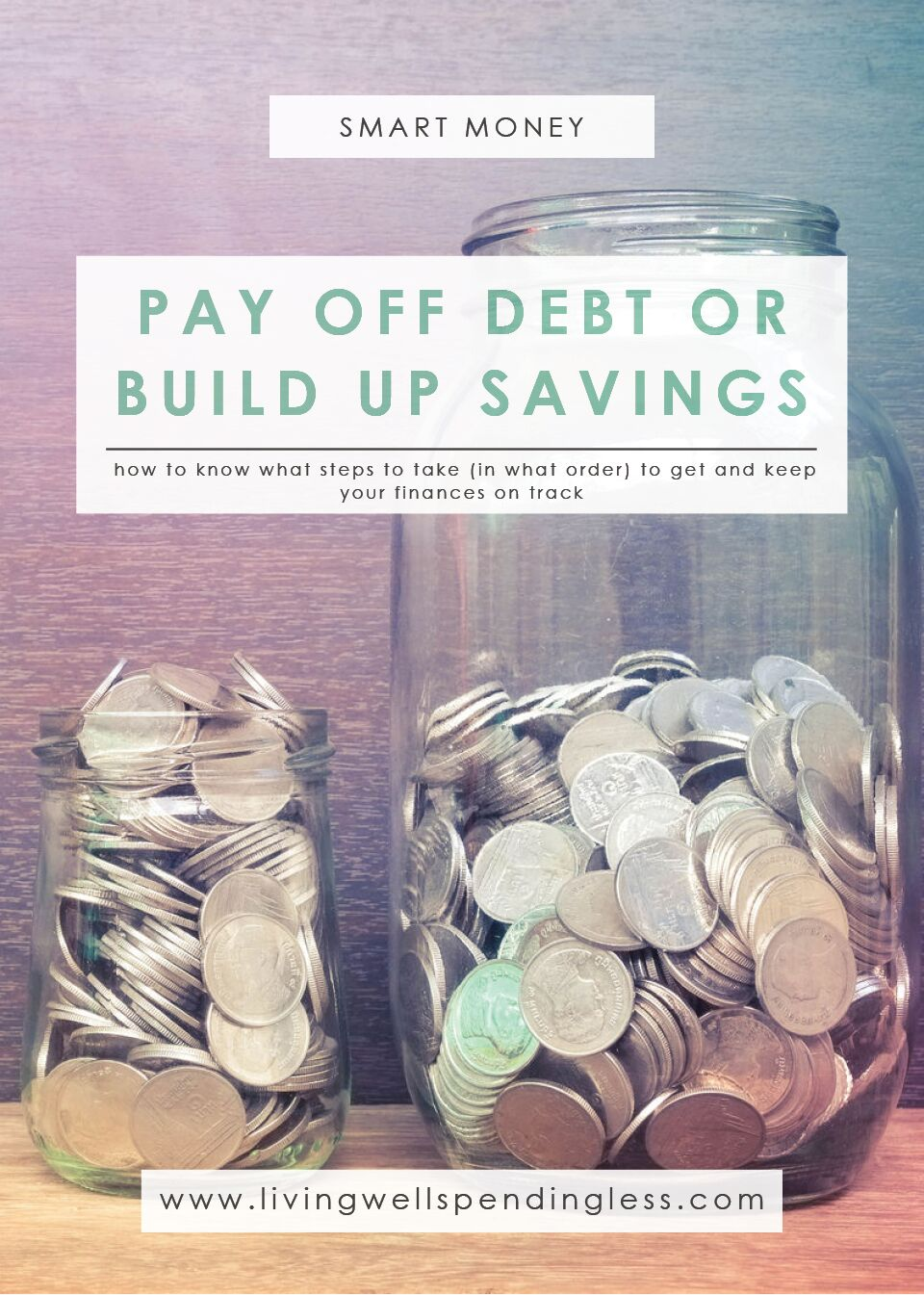 Paying Off Debt or Build Up Savings | Financial Stability | Smart Money Tips |