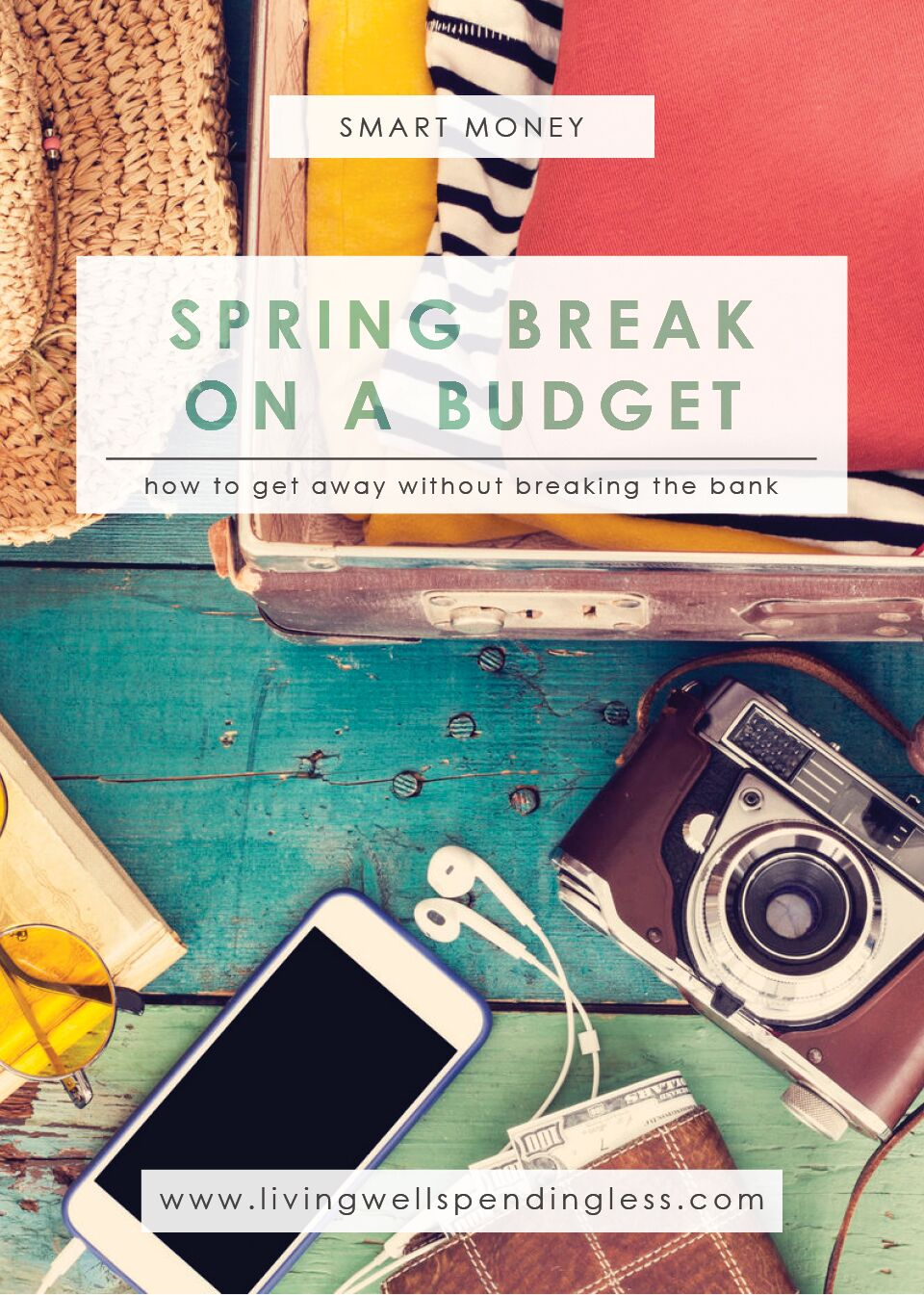 Tips for a Budget Friendly Spring Break | Spring Break Tips | Family Getaways | Money Saving Tips for Spring Break