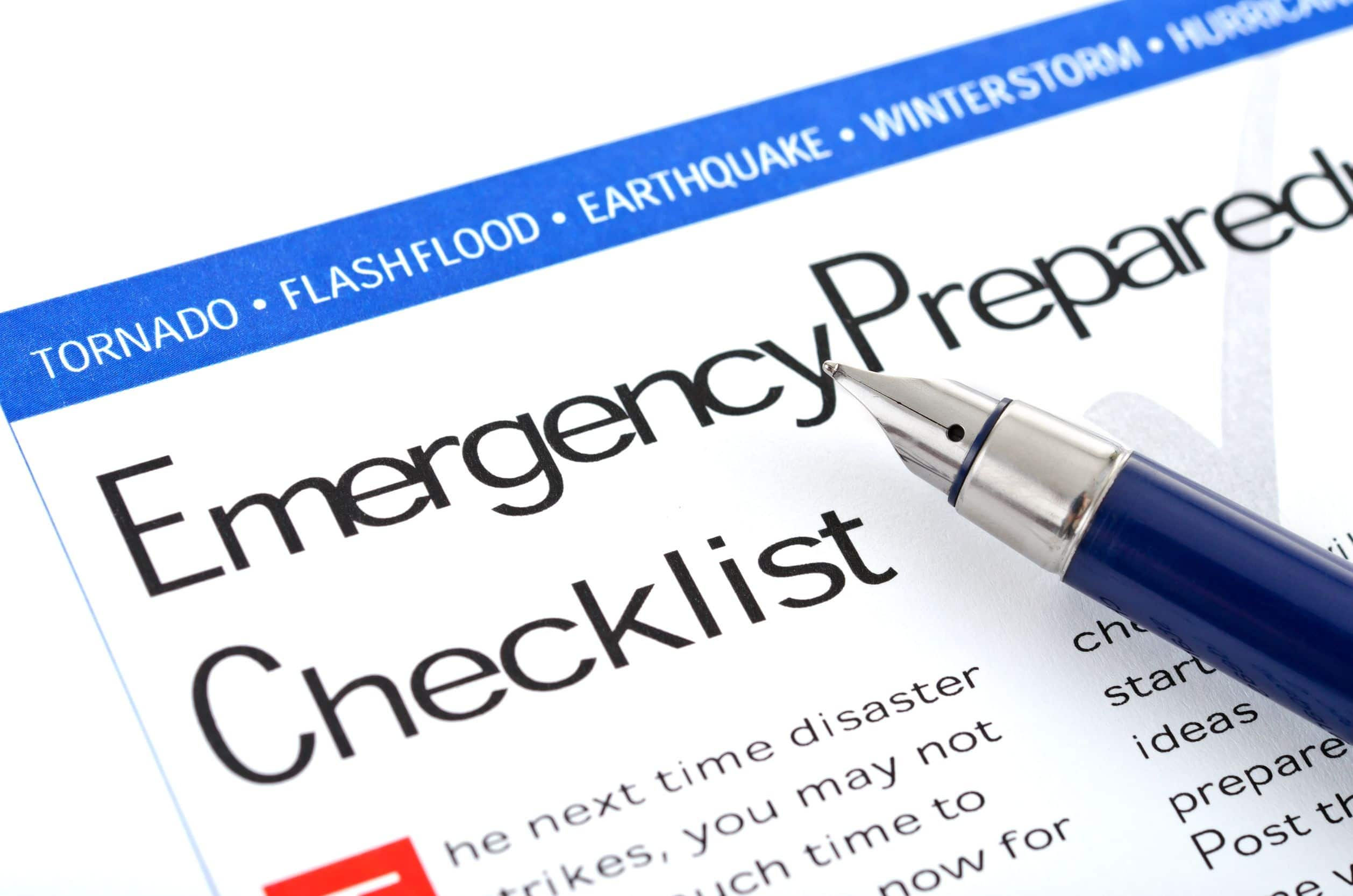 An emergency plan in place should be found at every vacation rental.