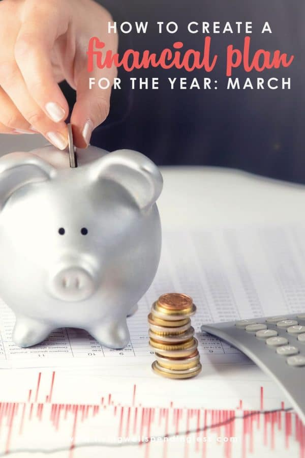 Our financial planning series is the perfect way to tackle your budget and get your money under control, one small step at a time! Don't miss this month's plan for getting organized, creating momentum, and even finding free money!