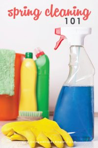Is your home ready for Spring? There's nothing better than a house that feels fresh and clean after a long, cold winter. Luckily our Spring Cleaning 101 guide has everything you need to know to refresh your home and declutter your life this season (in a lot less time with a lot less effort!)