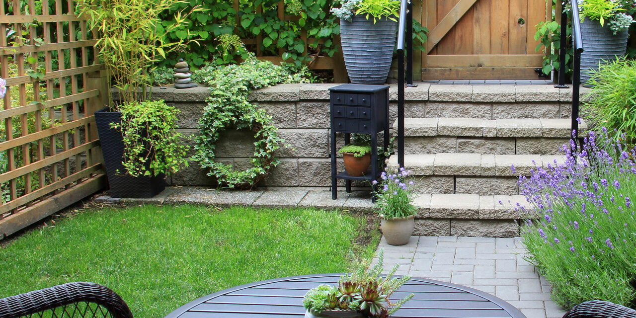 Simple Ways to Spruce Up Your Yard & Patio (Without Spending a Bundle)