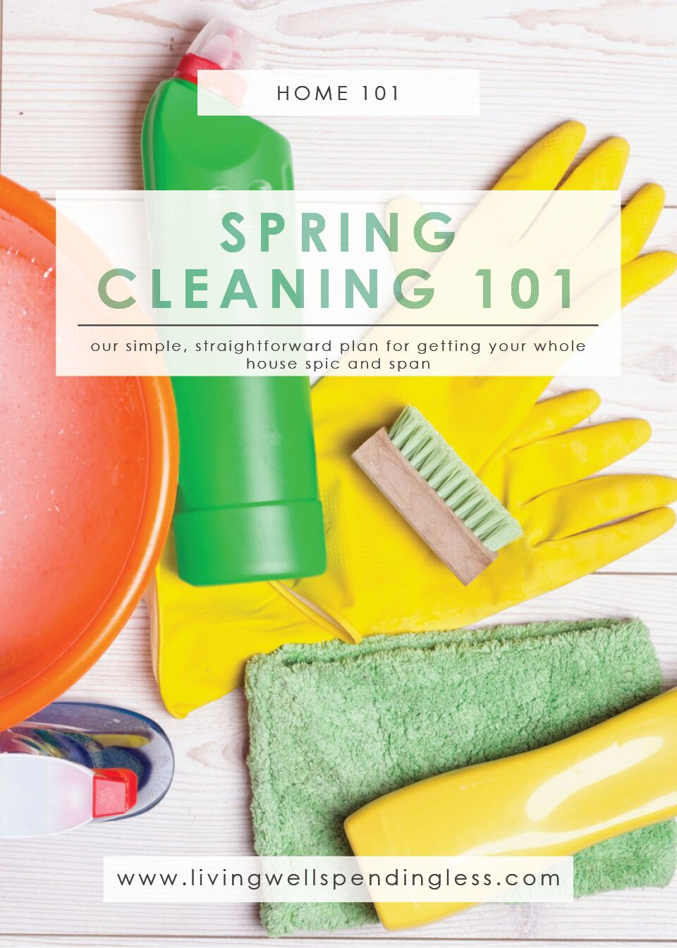 Ultimate Spring Cleaning Guide | Spring Cleaning Tips | Stress-Free Cleaning Guide | Spring Cleaning Made Easy