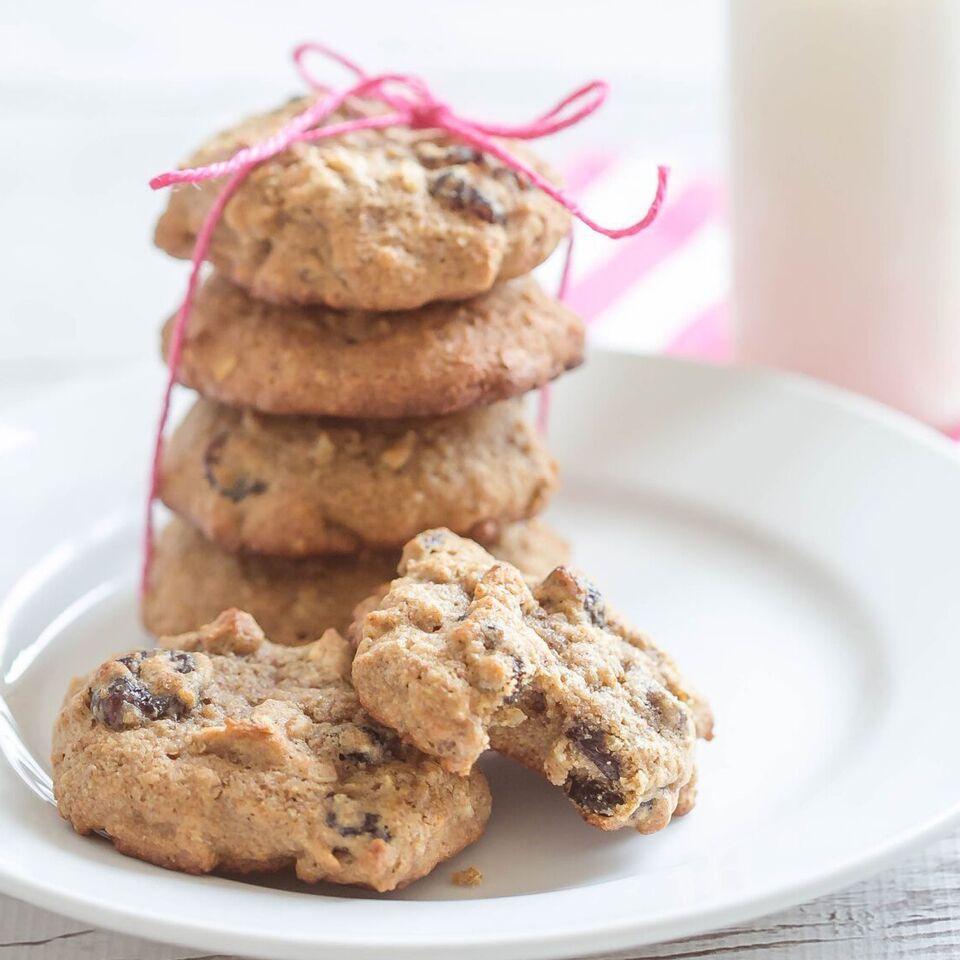 Breakfast Cookie | Healthy Breakfast on the Run | Good for You Cookies | Cookies for Breakfast