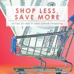 10 Tips to Control Your Online Shopping | Budgeting Tips | Money Saving Tips
