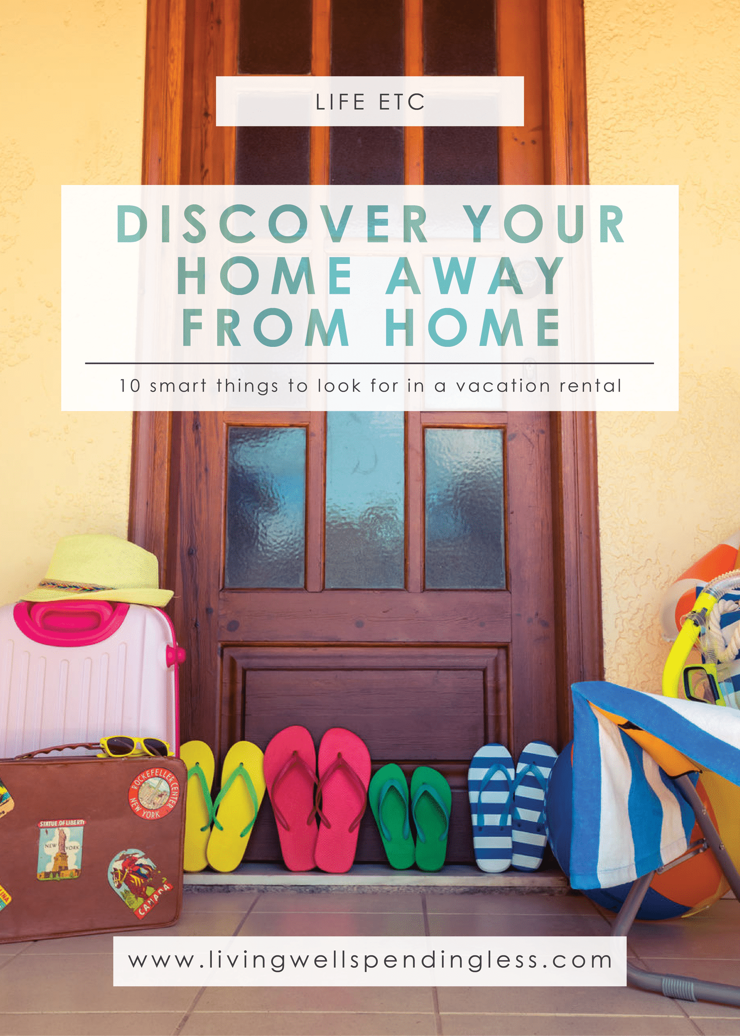 Discover Your Home Away From Home | Vacation Rental Tips