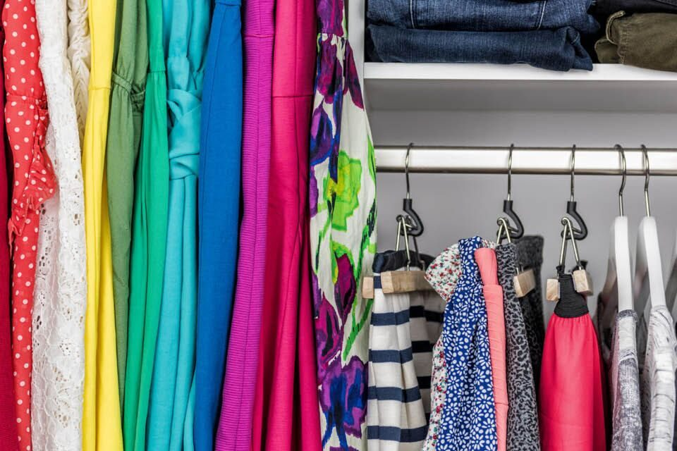 Simplify Your Wardrobe