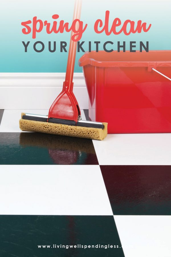 There's nothing worse than a funky-smelling kitchen, but spring is the perfect time to clear the air and get every surface sparkling clean! If you are ready for a fresh start, don't miss these smart tips for how to clean and deodorize every surface of the hardest-working room in your home!
