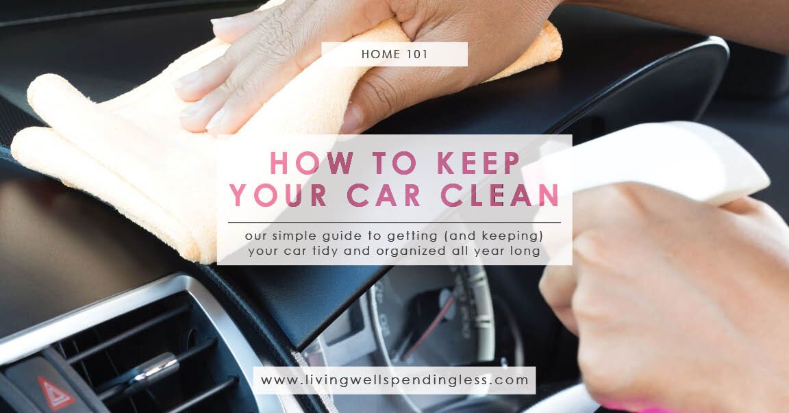 How to keep your car clean a simple guide to keep you sane How to keep your car exterior clean