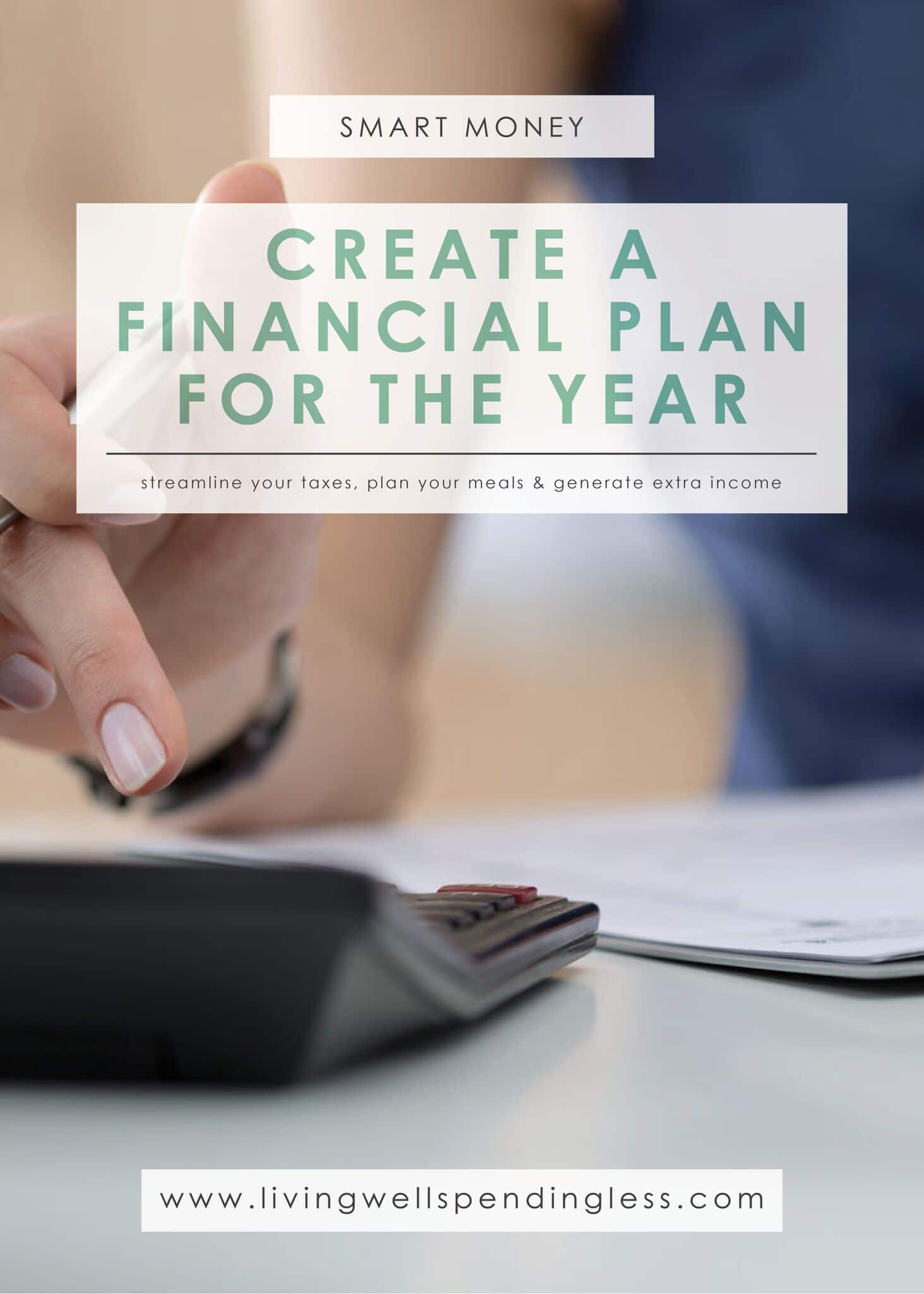 Financial Plan for April | Smart Money | Monthly Saving Tips | How to Keep Your Budget on Track all Year Long | Financial Planning