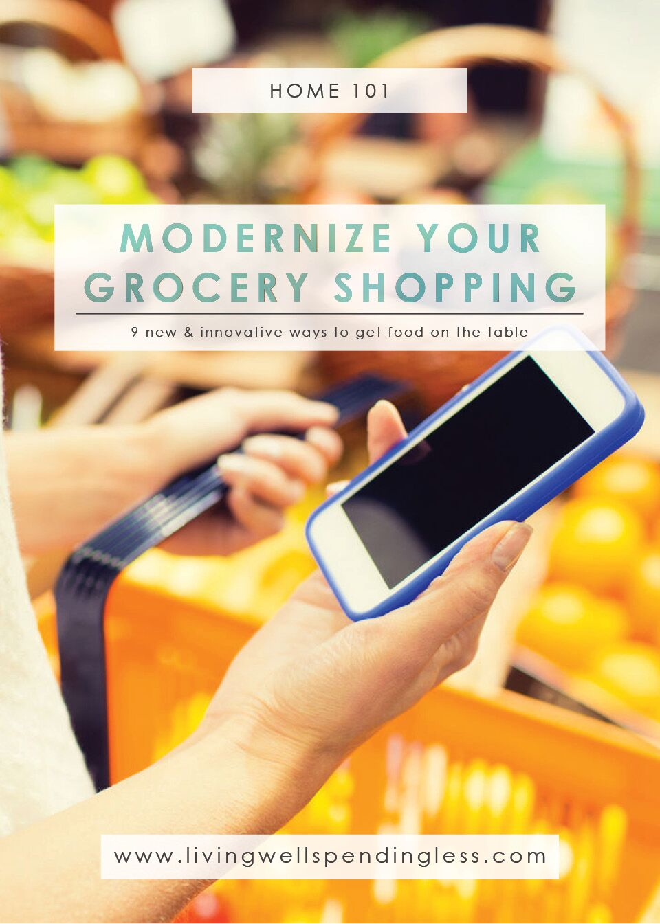 Grocery Shopping Tips | New Trends | New Ways to Grocery Shop | Money Saving Tips