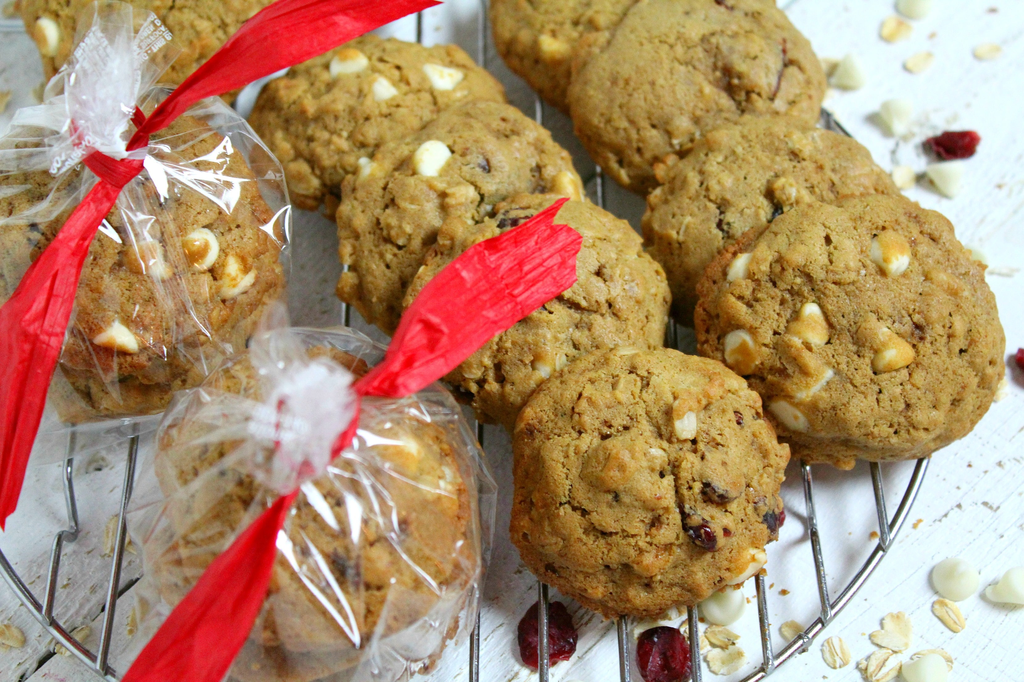 Great Oatmeal Cookies for Teacher Appreciation