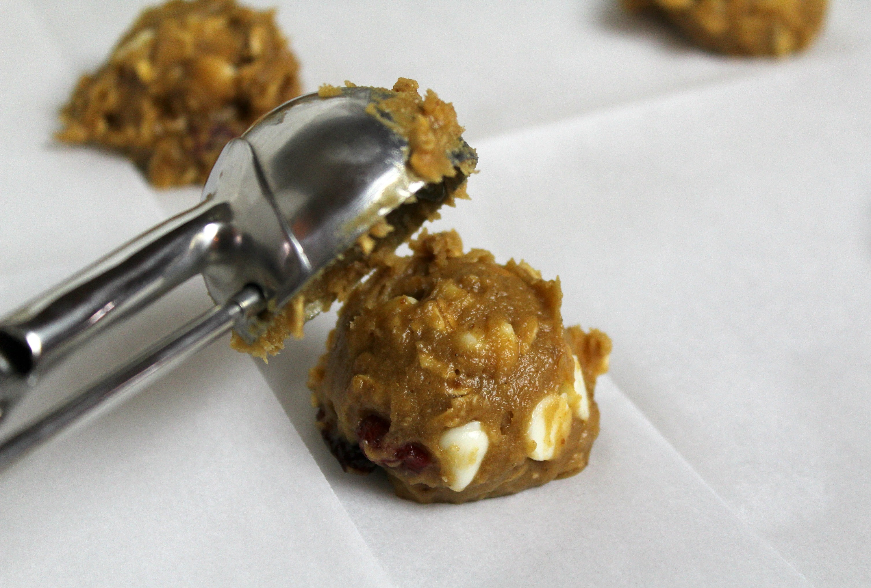 Oatmeal Chocolate Craisin Cookies