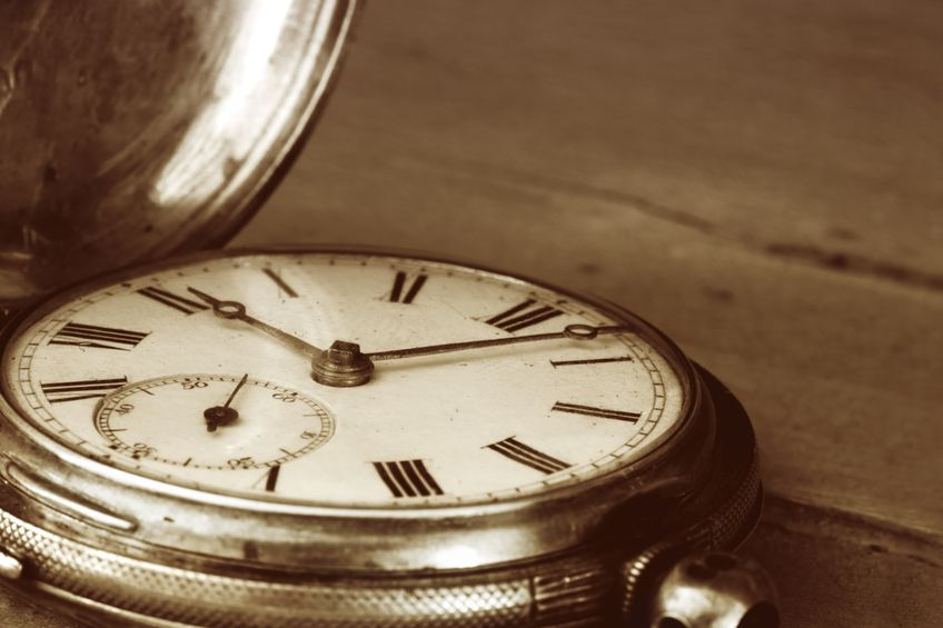 Family heirlooms like grandpa's pocket watch can be meaningful graduation gifts.