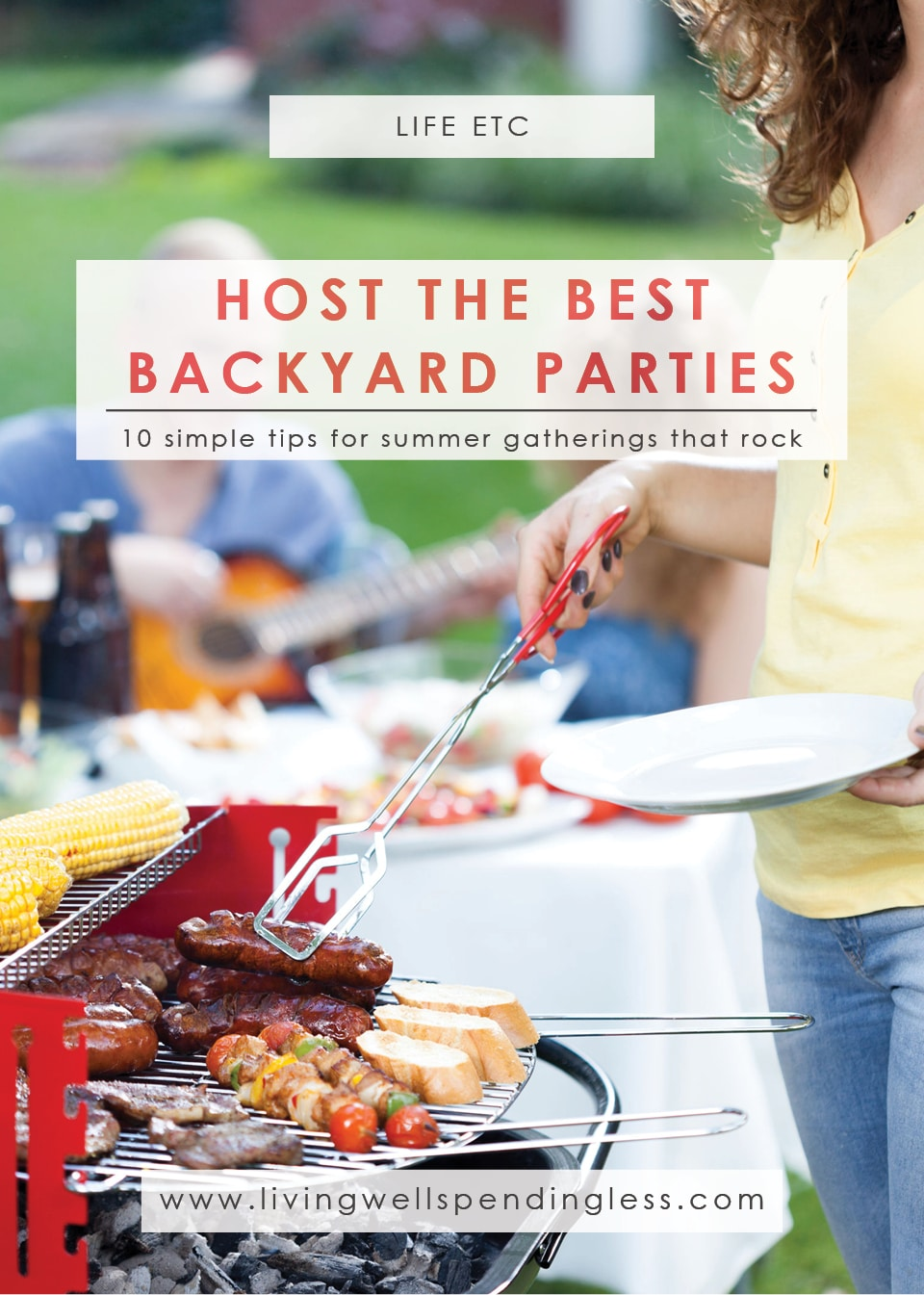 How to Host the Best Backyard Parties