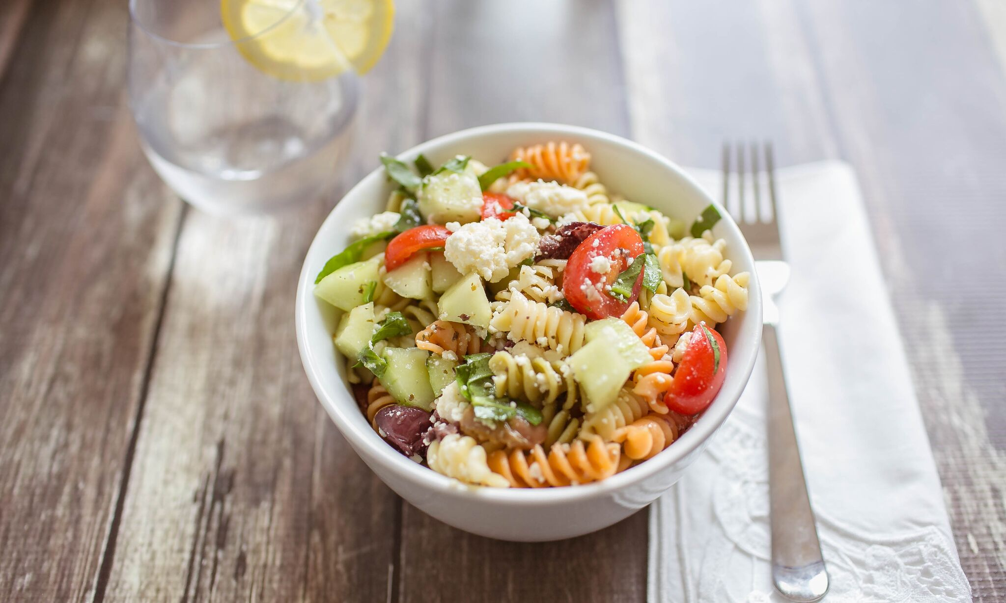 Food Made Simple Summer Pasta Salad Recipe