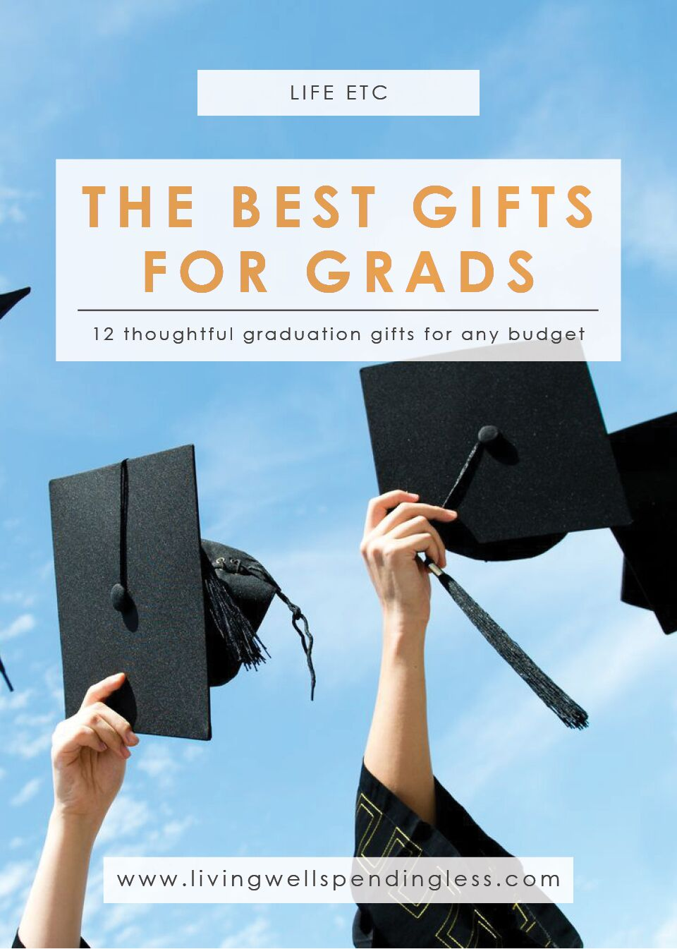 the best graduation gifts for any budget living well spending less