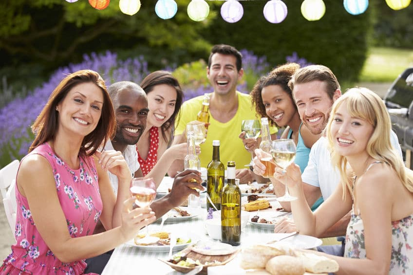 backyard summer parties can be a ton of fun with the right planning and budget friendly techniques