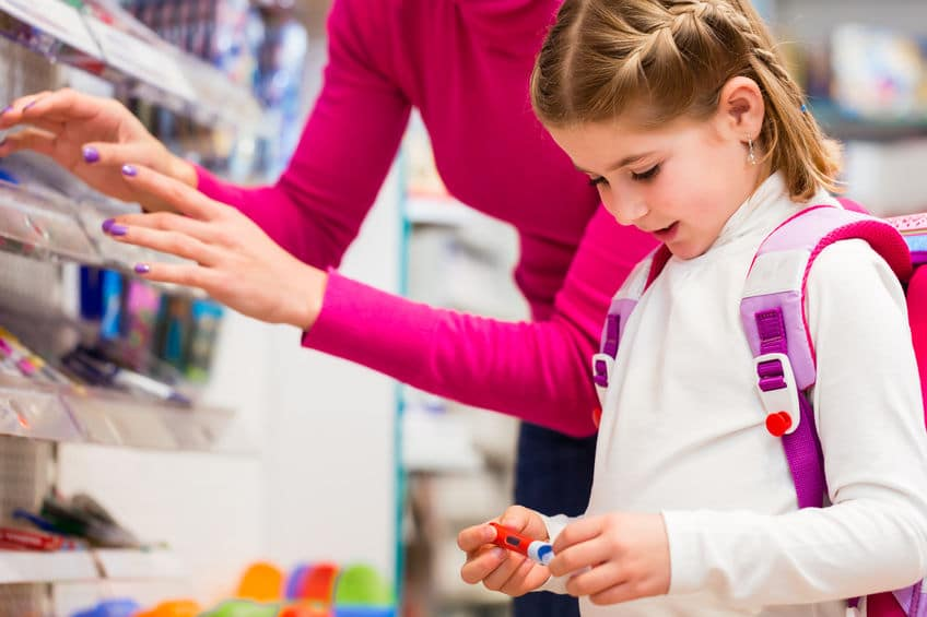 Find out how to save in those big 5 back-to-school items.