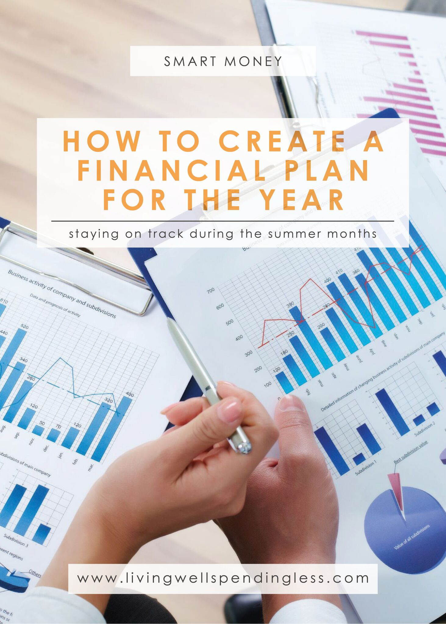 how to create a financial plan for june living well spending less