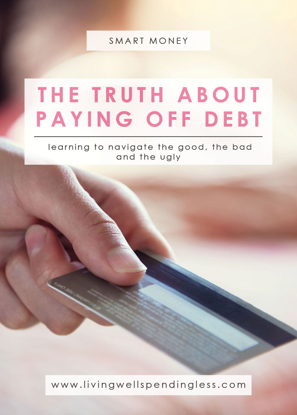 The Truth About Paying Off Debt