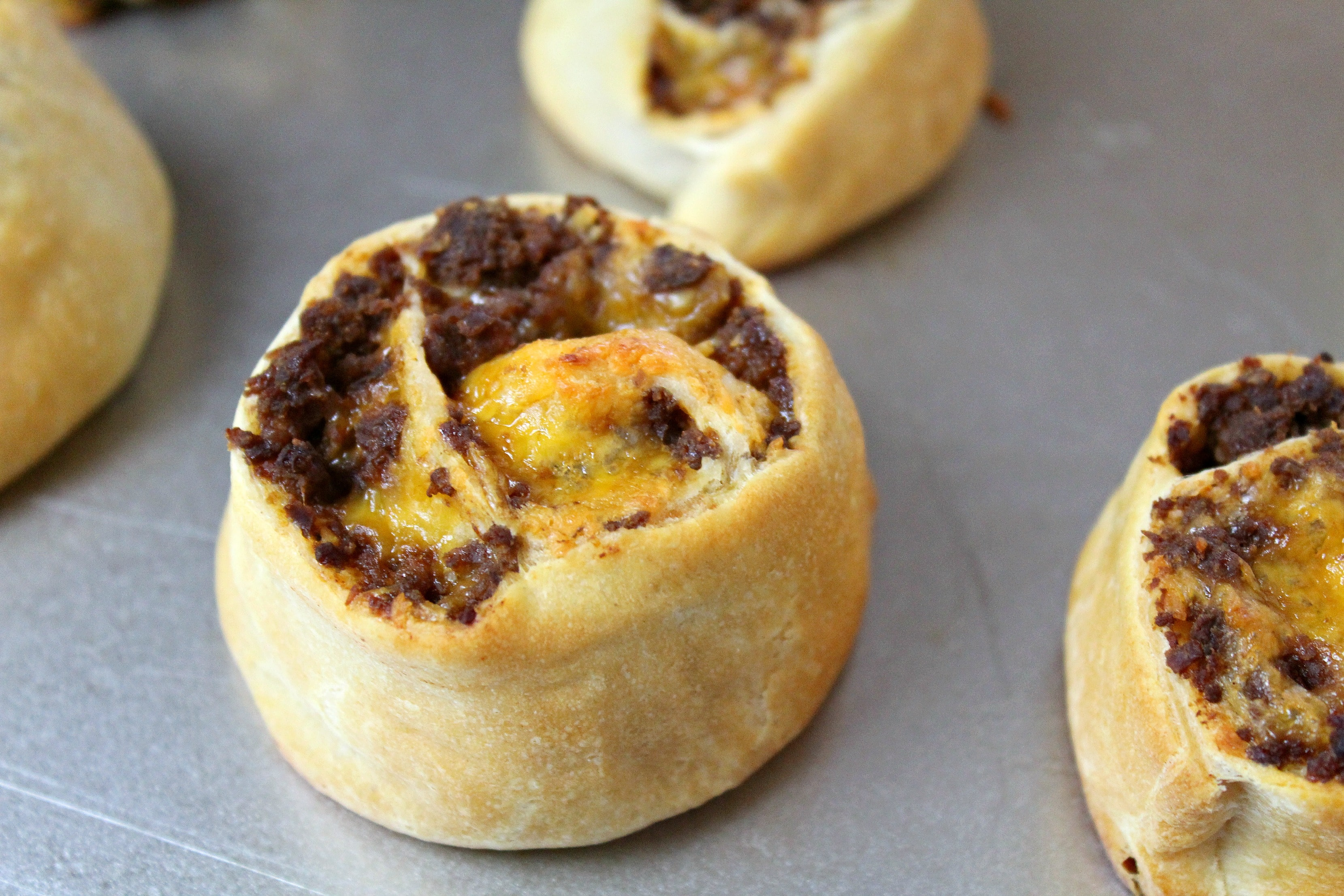 Sloppy Joe Pinwheels | Easy Dinner Pinwheels | Kid Friendly Foods | Simple Dinner Recipe | Food Made Simple