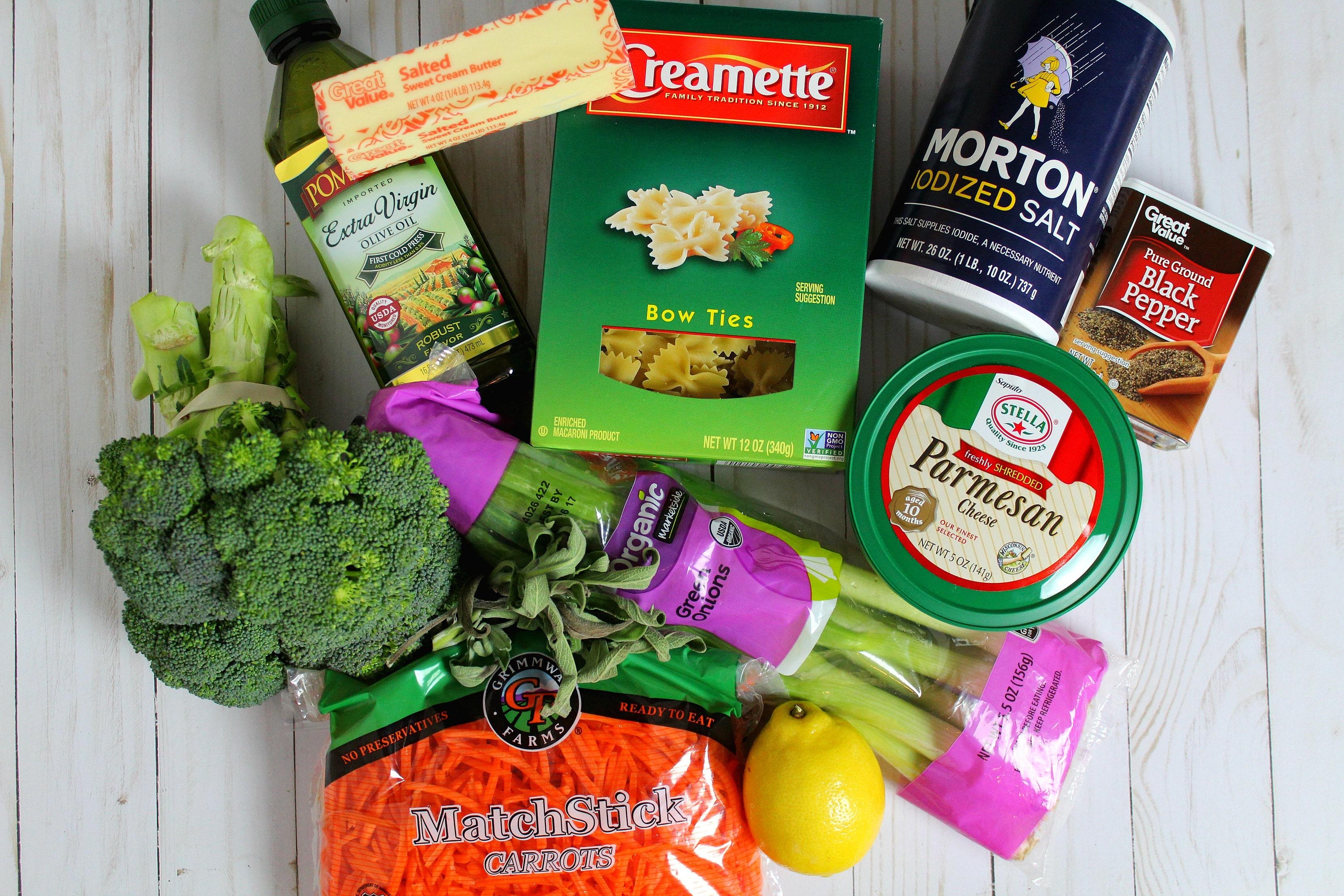 Fresh Lemon & Sage Pasta | Veggie Pasta | Weeknight Meals | Healthy Food Options Food Made Simple | Meat Free Meals