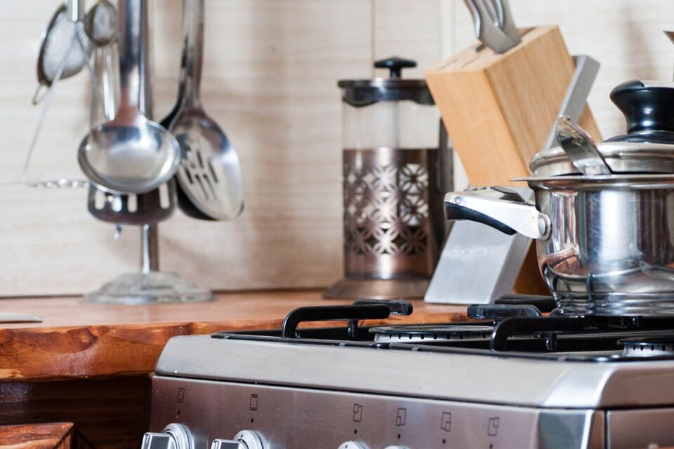 How to Stock Your First Kitchen