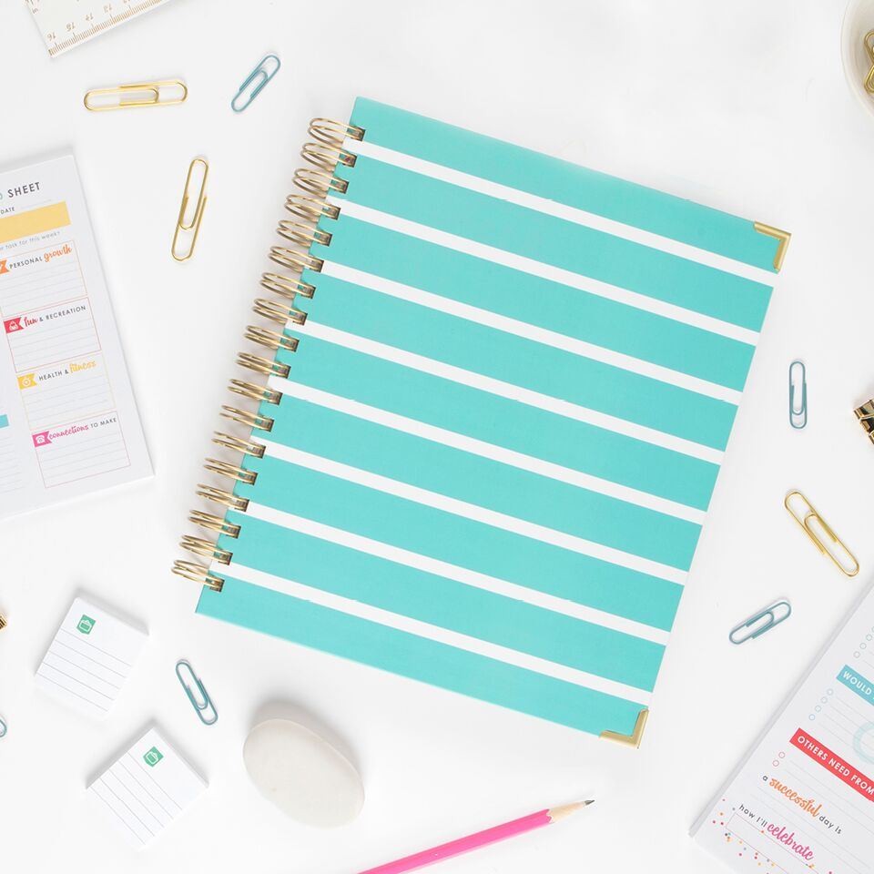 Keep Your Life on Track All Year Long   The Living Well Planner®   The Only Planner You Will Ever Need   Organize Your Life