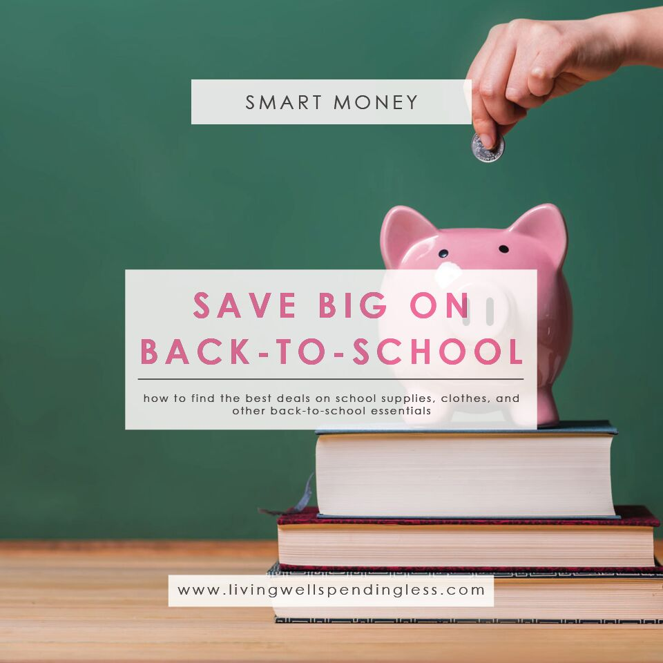 Back to School   Shopping Tips   How to Save on School Supplies   Smart Money   Savvy Shopping Tips