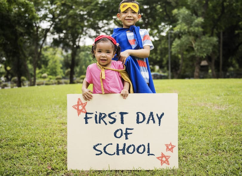 back to school traditions are a great way to make memories with your families