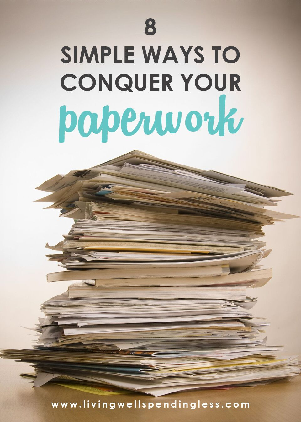 Banish Your Paper Piles