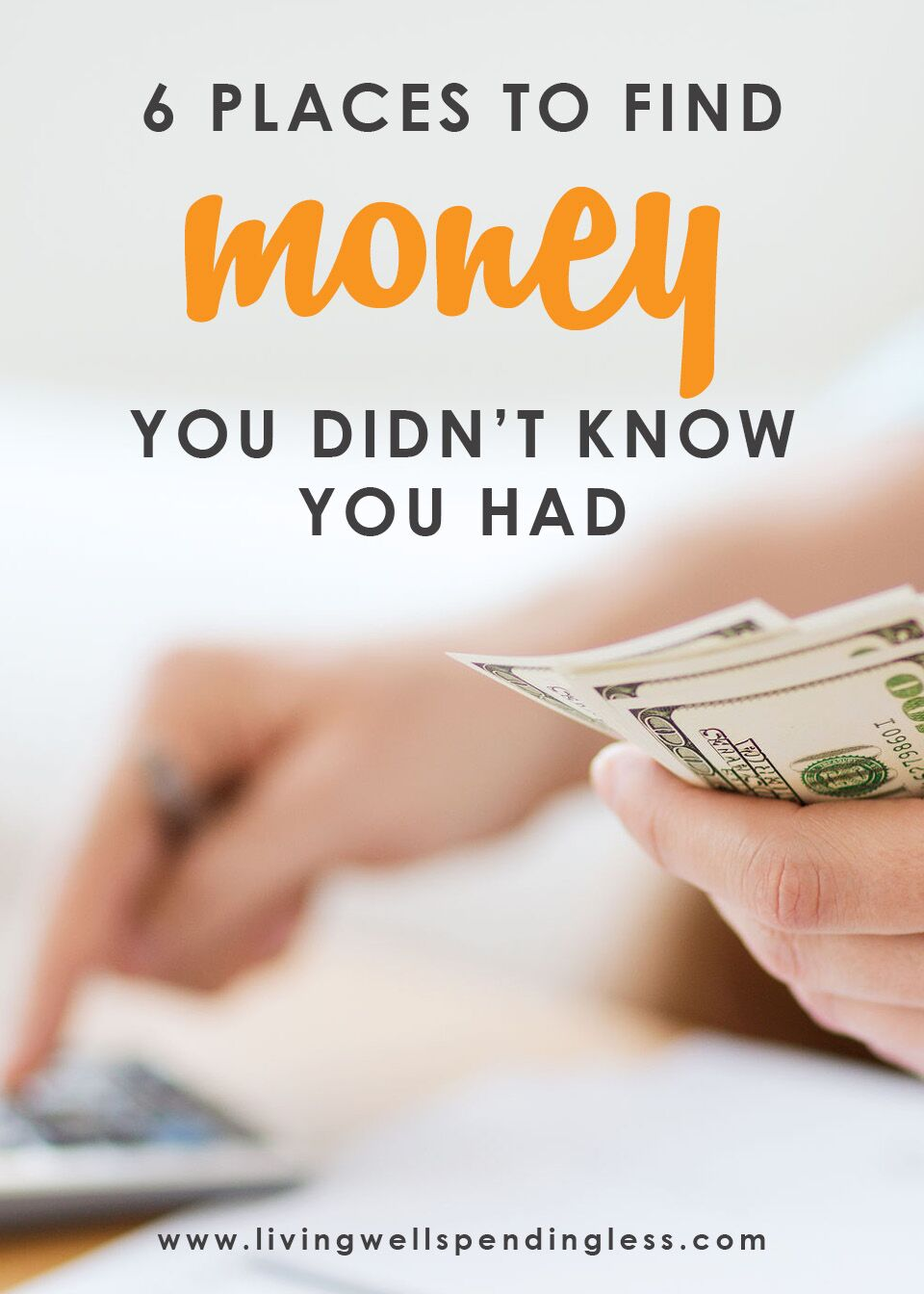 The Money You Didn't Know You Had