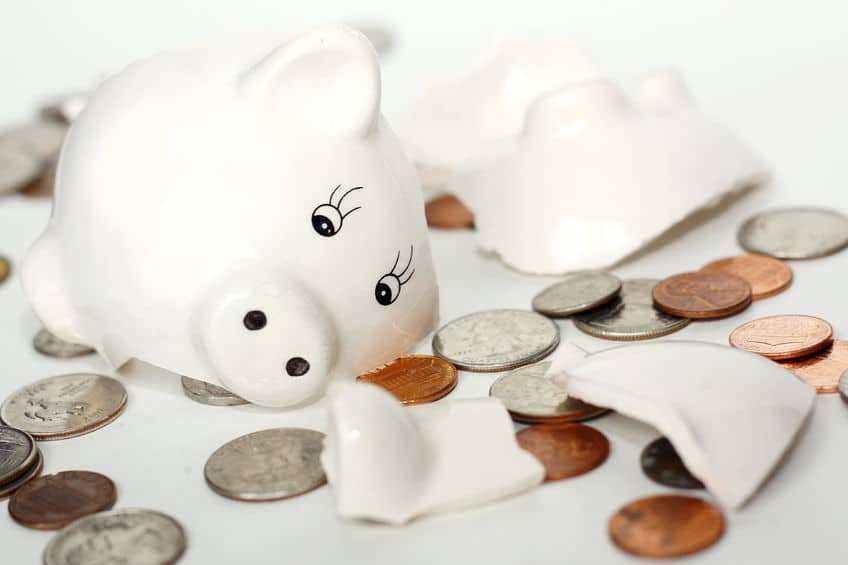 Breaking the bank? It's time to put your money problems to rest with some helpful financial tips